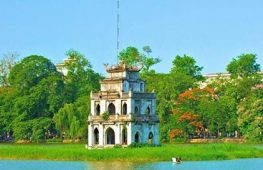 15 day trip from Hanoi to Ho Chi Minh city