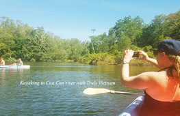 Discover in the North and Kayaking