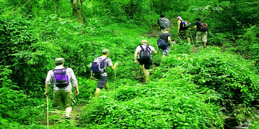 Trekking Phu Quoc
