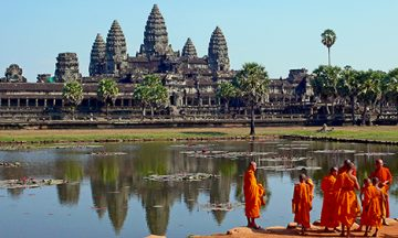 Hilights of Cambodia & Vietnam 15 days from Hanoi